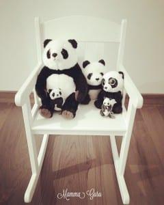 Mamma Guru: Sedia a dondolo Ikea Sundvik