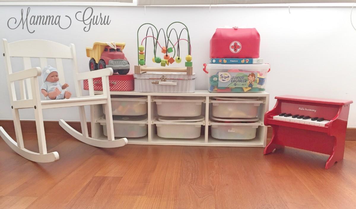 Cameretta in stile montessori ikea propone mille - Ikea mobili camera bambini ...