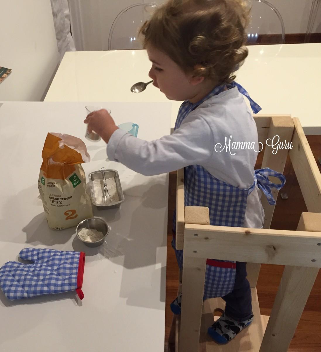 Learning Tower La Torretta Montessoriana Per Apprendere In Completa