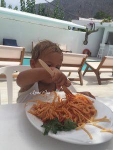 Mamma Guru: Santorini a misura di bambini