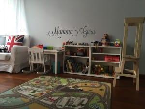 Mamma Guru: cameretta stile Montessori Ikea