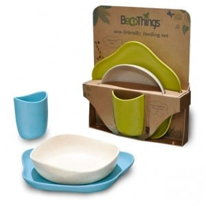 Mamma Guru: BecoFeeding set pappa Eco Friendly di BecoThings
