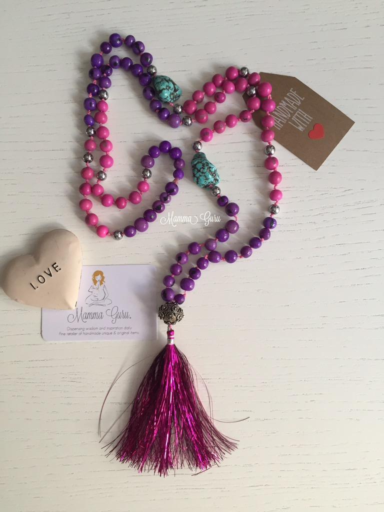 Accessori Boho Chic, Hippie e Yoga by Mamma Guru: quando l'handmade è sinonimo di passione ed originalità