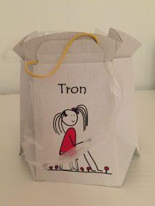 Mamma Guru: vasino da viaggio usa e getta Tron
