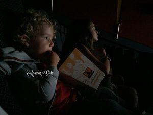 Mamma Guru: A cinema con i più piccoli
