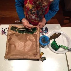 Presepe fai da te: una bellissima attività creativa da fare con i bimbi