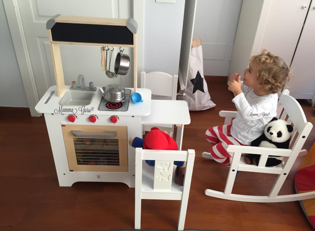 Cucina giocattolo hape: la cucina in legno perfetta per piccoli
