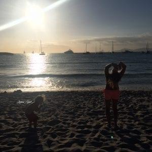 In viaggio con i bambini a Formentera