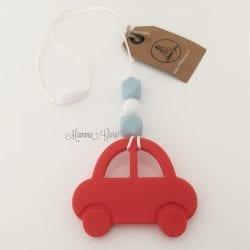 Collana da dentizione/ allattamento / Babywearing in silicone Alimentare