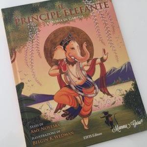 Il Principe Elefante la storia di Ganesh: la mia recensione