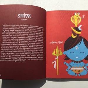 L'induismo in un libro per bambini: Il Piccolo Libro delle Divinità Induiste