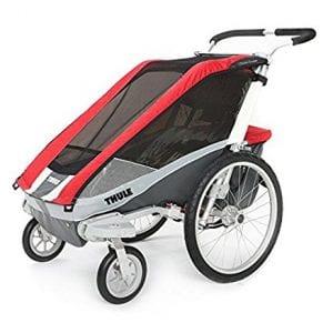 Chariot: il passeggino multifunzionale