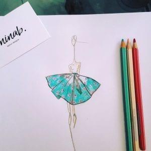 Nina B. Abiti handmade