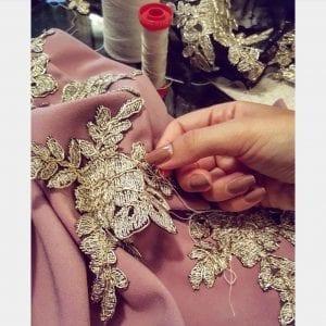 Abiti Handmade: Nina B. una Fashion Designer che farà strada