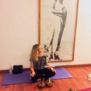 Operatore Massaggio Sonoro con Campane Tibetane