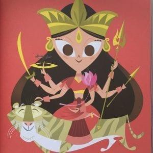 Durga divinità