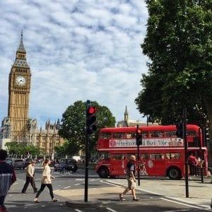 Visitare Londra con i bambini