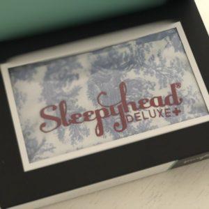 Cover Sleepyhead Deluxe+
