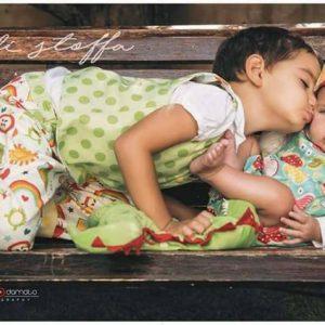 """Neige e Favole di Stoffa: la """"diversità"""" spiegata ai bambini in maniera speciale"""
