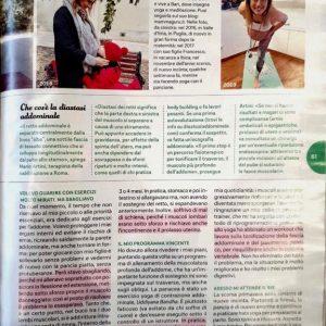 Mamma Guru intervista su Starbene magazine