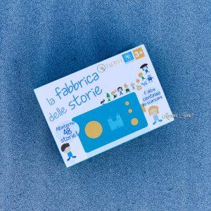 Stimolare la creatività nei bambini: La Fabbrica delle Storie